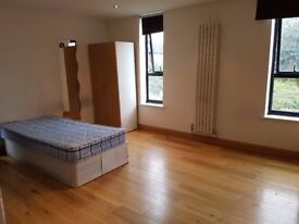 Twin room in Holloway road for £996 a month.