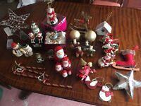 Christmas Bundle of beautiful decorations