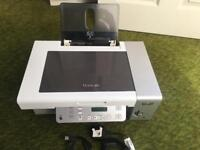 Lexmark wireless printer/scanner.