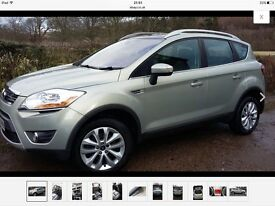 Ford Kuga 2.0 TDCI. Titanium, 100k, FSH. AWD. Excellent condition.