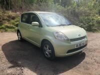 Daihatsu Sirion 1.3 auto