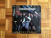 Madness - Absolutely - 12 inch Vinyl Record - Pop Ska 2 Tone New Wave Music Album - Rare Original LP