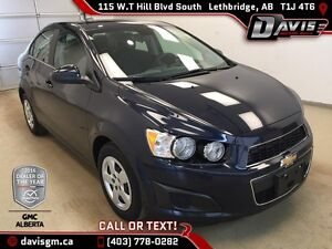 Used 2016 Chevrolet Sonic LT-Heated Seats, Rear Vision Camera