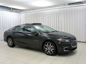 2017 Chevrolet Malibu LET THIS CAR FUEL YOUR SOUL!! LT SEDAN w/