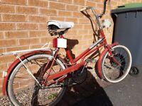 Vintage Vindec Vogue Bicycle