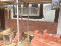 Bricklayers to make up gang for pricework