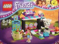 Lego friends fun fair.