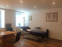 Therapy - Treatment room for rent in a clinic | West End Glasgow, Finnieston