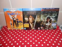 3 BLU RAYS - £4 FOR ALL