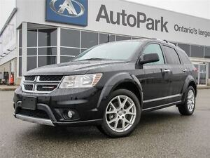 2014 Dodge Journey R/T| AWD| Heated Leather Seats