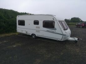 2006 Abbey Freestyle 540 fixed bed