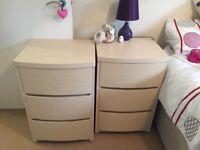 Alstons Furniture bedside tables