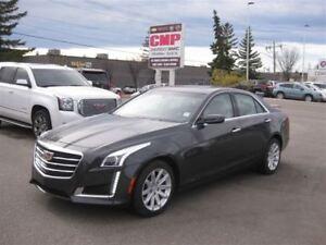 2015 Cadillac CTS Auto | REM Start | Lthr | HTD/ CLD Seats | Sro