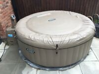 Hot tube for sale