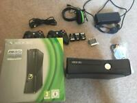 Xbox 360 (S) Slim 250gb Bundle