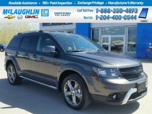 2017 Dodge Journey *Lthr Wrapped Int *Back Up Cam *Sunroof *FWD