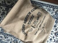 Fashionable laundry bag