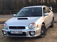 Subaru IMPREZA 347 BHP. Lots spent on the car all receipts.