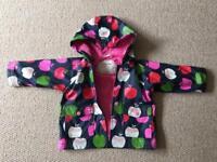 Hatley raincoat 6-12 months