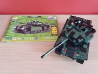 Lego Cobi Chieftain Tank