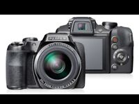 Digital Camera Fujifilm Finepix S9900W 16.2 MP. Hardly used.