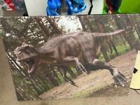 Dinosaur bedroom accessories