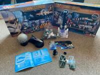 Star Wars Domino Express Death Star Attack