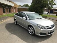 2008 Vauxhall vectra Sri 1.9 Cdti 150 bhp 12 months mot/3 months parts and labour warranty