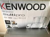 Kenwood multi pro - rarely used