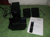 Hitachi Stereo with DAB radio & Ipod / Iphone dock