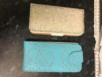 Samsung s4 mini cases £5 each or £7 for both