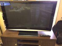 "Panasonic TH-42PZ80B - 42"" Widescreen Viera 1080P Full HD Plasma TV - With Freeview"