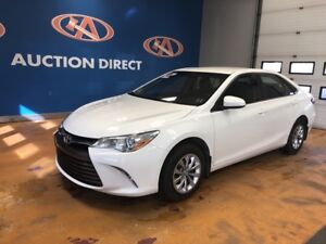2017 Toyota Camry LE AUTO/ AIR/ BLUETOOTH! FINANCE NOW!