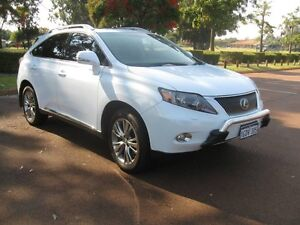 2010 Lexus RX450h Sports, 83k kms, Great Car Morley Bayswater Area Preview