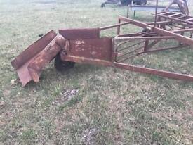 8 bale sledge - Farm machinery