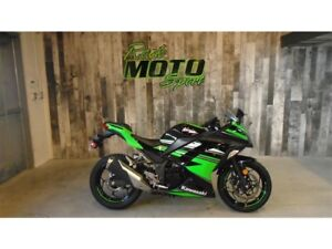 2016 Kawasaki Ninja 300 Kawasaki Racing Team Edition extra clean