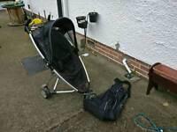 Quinny Zap push chair