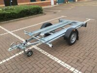 Motorbike Motorcycle Trailer THULE Brenderup MC2 750kg LAST ONE !!!