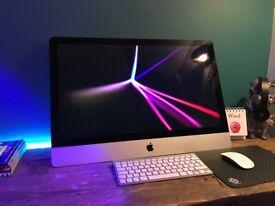 iMac Retina 5K, 27-inch, 4 GHz Intel Core i7, 32 GB RAM with 256GB SSD Radeon R9 M290X 2GB