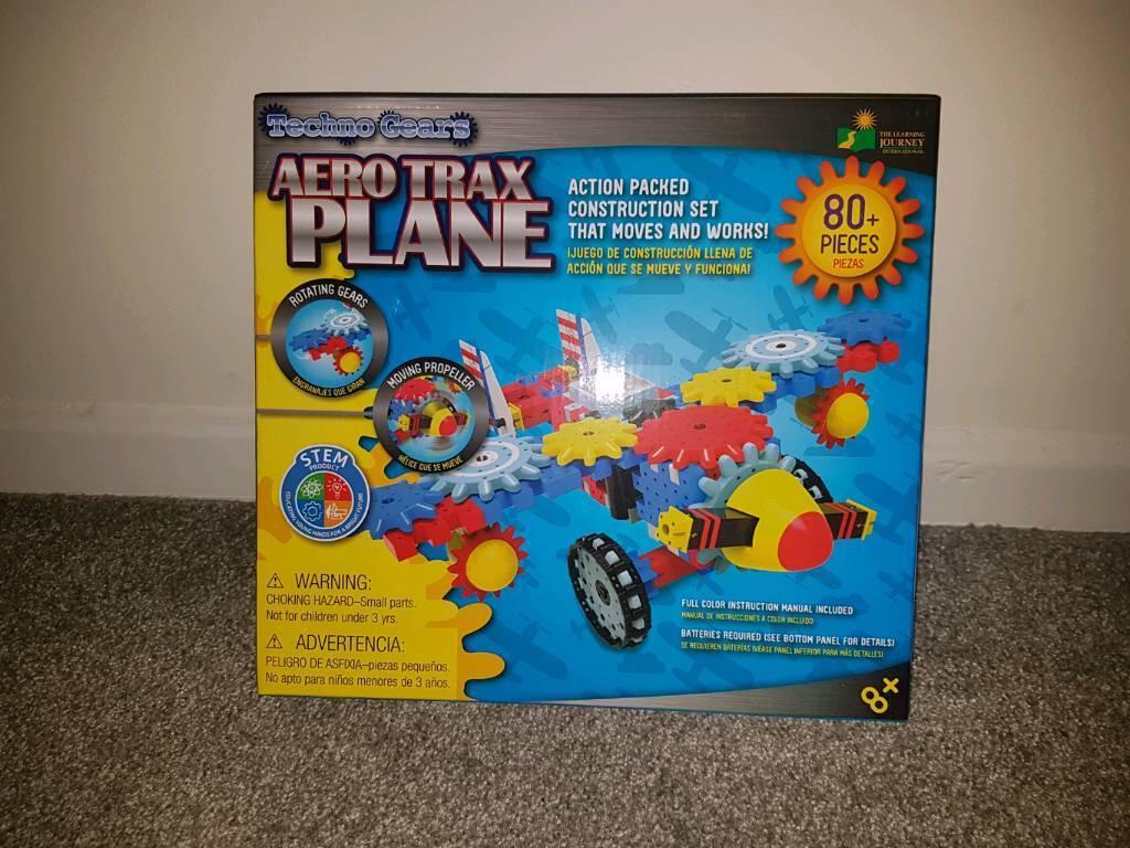 Aero trax plane