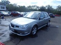 2007 Subaru Impreza 2.0 Automatic Estate MOT'd Feb £1495
