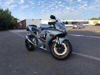 Honda CBR929 RR Fireblade showroom condition