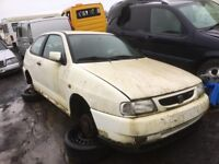Seat Ibiza diesel spare parts available