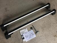 BMW Touring Roof Bars (F11 - 5 Series touring)