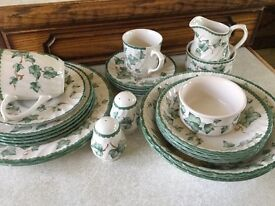 BHS COUNTRY VINE CHINA. Seperate items