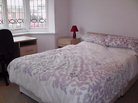 Fully Furnished, Double Bright room/s, (overlooking the garden) with all facilities