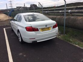 520 d se 8speed auto full leather top spec bmw