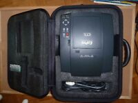 Portable CTX EZPRO 550 LCD DIGITAL PROJECTOR WITH CASE Great for Presentations
