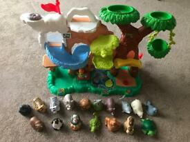 Fisher price animal set