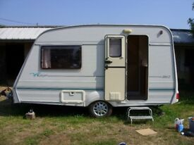 For Sale Bailey Ranger 380/2 Caravan ( Selling on Behalf of Lady Owner)